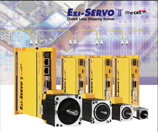 Ezi-SERVOⅡ EtherCAT 1