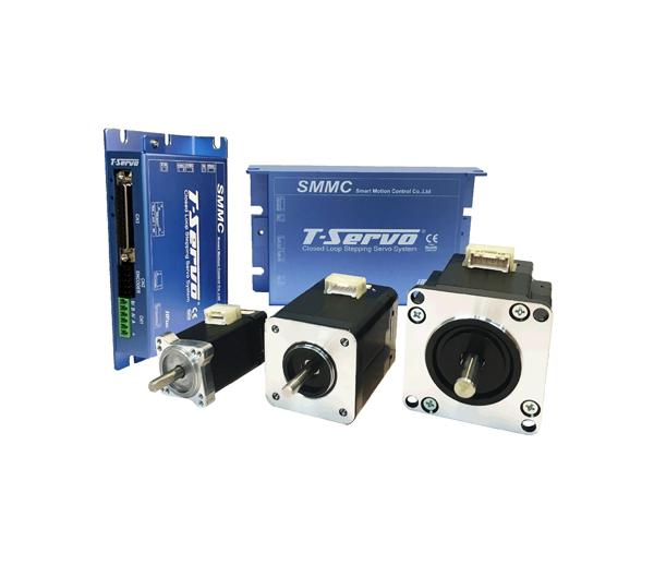 T-SERVO 扭力型脈衝伺服系統 2